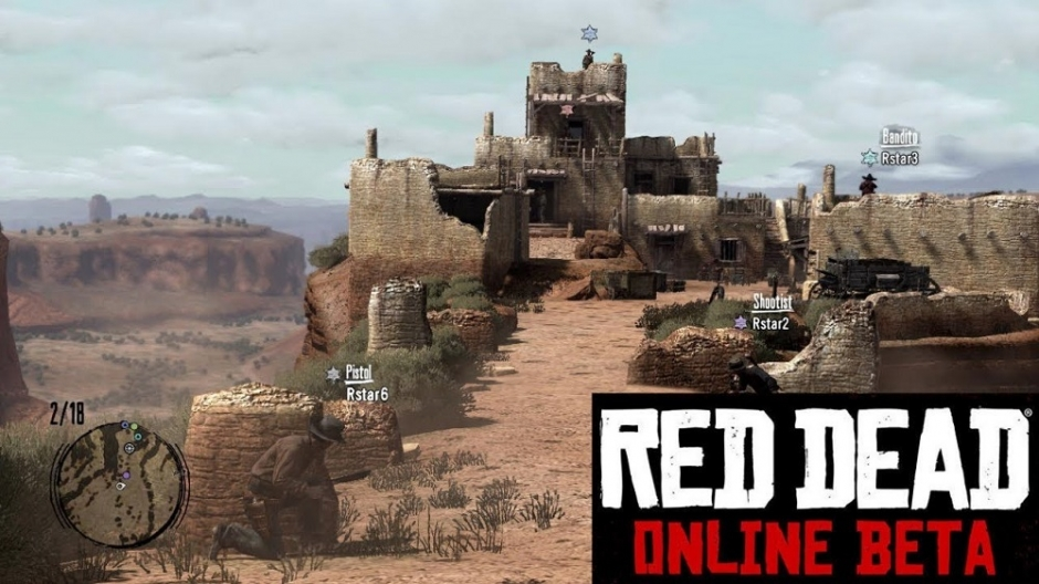 Red Dead Online image1