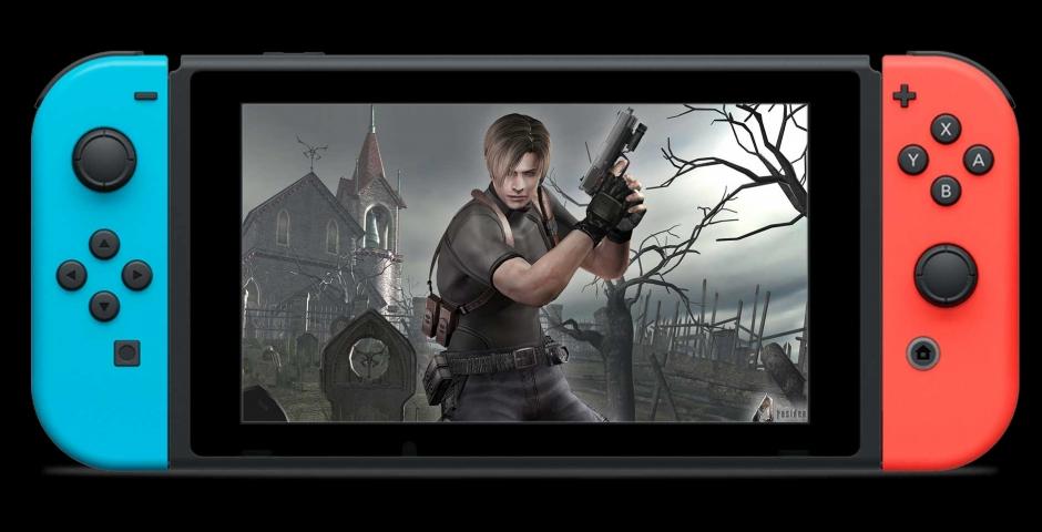 Resident Evil на Nintendo Switch переиздание