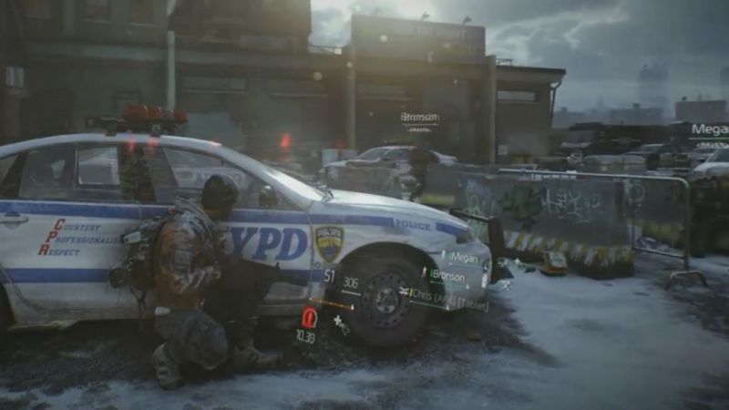 Tom Clancy's The Division (PS4) Фотография 4