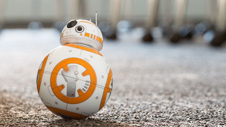 Дроид Sphero BB-8 Star Wars Фотография 4