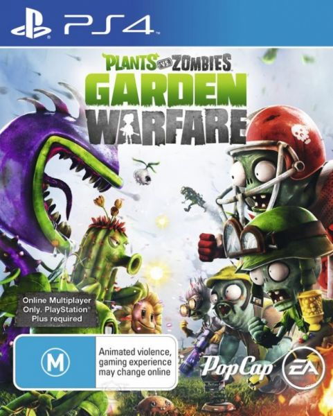 Plants vs. Zombies Garden Warfare (PS4) Фотография 0