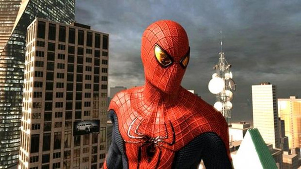 E3 2012 - novas imagens de the amazing spider-man