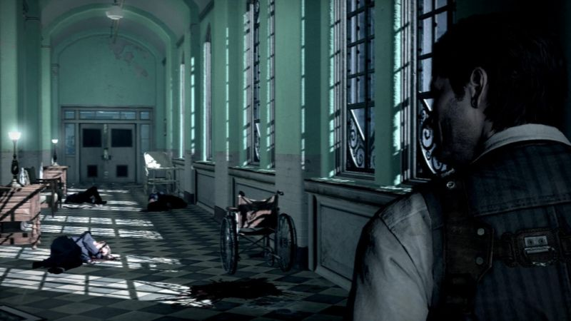 The Evil Within (PS4) Фотография 6