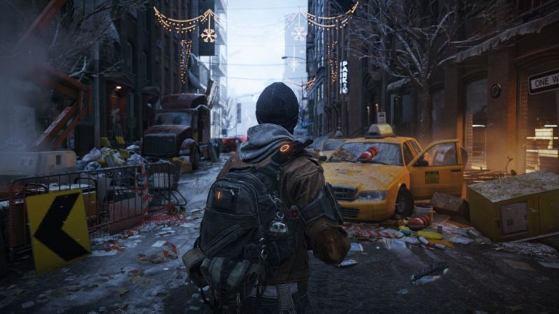 Tom Clancy's The Division (PS4) Фотография 2
