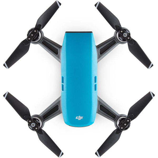 DJI Spark (Sky Blue) Fly More Combo Фотография 3