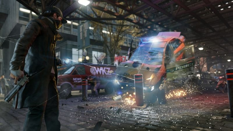 Watch Dogs (Xbox One) Фотография 4