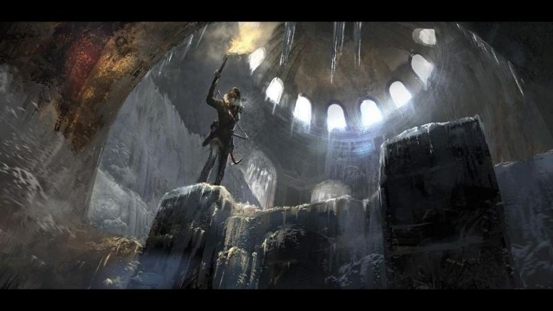 Rise of the Tomb Raider (Xbox 360) Фотография 1