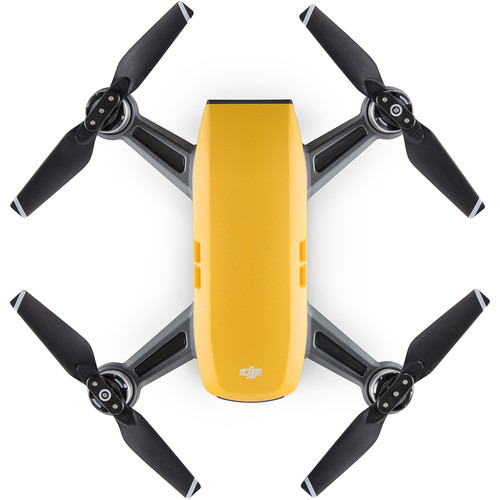 DJI Spark (Sunrise Yellow) Fly More Combo Фотография 1