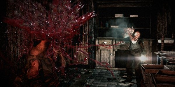 The Evil Within (PS4) Фотография 2