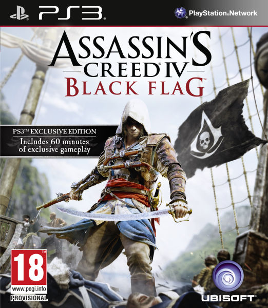 Assassin's Creed IV: Black Flag (PS3) Фотография 0