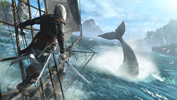 Assassin's Creed IV: Black Flag (PS3) Фотография 1