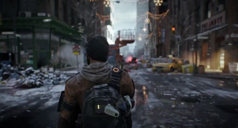 Tom Clancy's The Division (PS4) Фотография 1