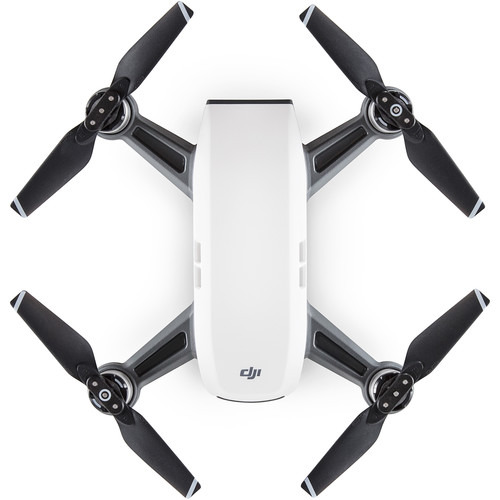 DJI Spark (White) Fly More Combo Фотография 3