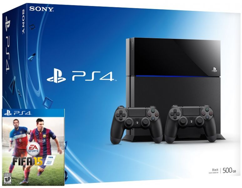 Купить Sony PlayStation 4 PS4 дешево  Игровые приставки