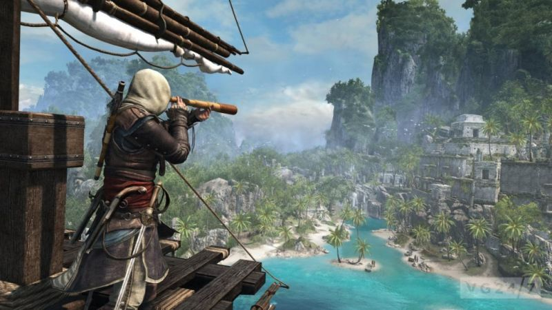 Assassin's Creed IV: Black Flag (PS3) Фотография 2