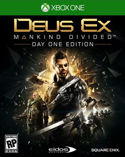 Deus Ex: Mankind Divided (Xbox One) Фотография 0