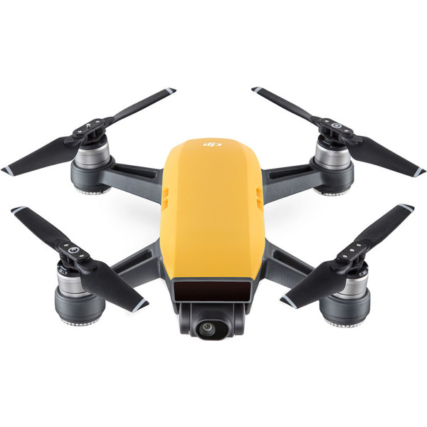 DJI Spark (Sunrise Yellow) Fly More Combo Фотография 4