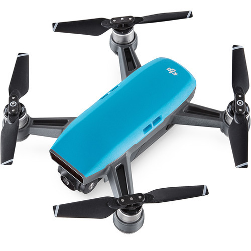 DJI Spark (Sky Blue) Fly More Combo Фотография 5