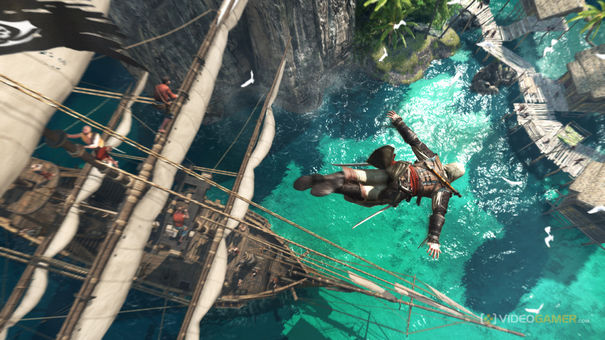 Assassin's Creed IV: Black Flag (PS3) Фотография 4