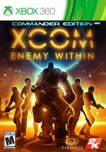 Игра XCOM: Enemy Within (Xbox 360)