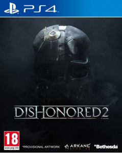 Игра Dishonored 2 (PS4)