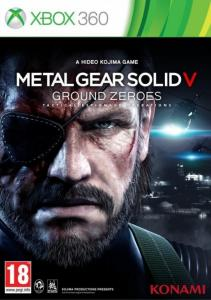 Игра Metal Gear Solid V: Ground Zeroes (Xbox 360)