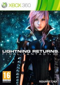 Игра Lightning Returns: Final Fantasy XIII (Xbox 360)