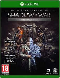 Игра Middle-Earth: Shadow of War (Xbox one)