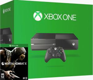 Xbox One 500Gb + Mortal Kombat X