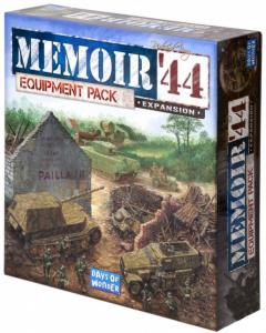 Memoir '44. Equipment Pack