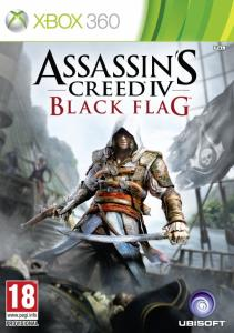 Игра Assassin's Creed IV: Black Flag (Xbox 360)