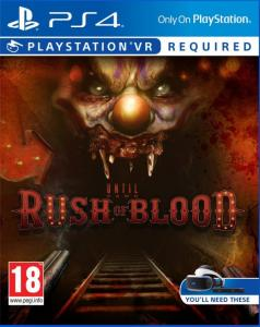 Игра Until Dawn: Rush of Blood (PS VR)