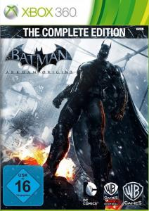 Игра Batman: Arkham Knight (Xbox 360)