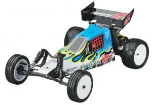 Машинка на радиоуправлении Thunder Tiger Phoenix XB Brushless Buggy 1/10 373 мм 2WD 2.4GHz RTR Blue
