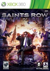 Игра Saint's Row IV (Xbox 360)