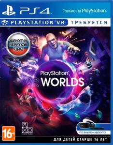 Игра VR Worlds (PS VR)