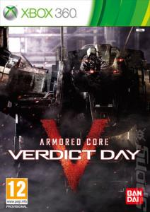 Игра Armored Core: Verdict Day (Xbox 360)
