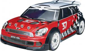 Машинка на радиоуправлении Thunder Tiger ER-4 G3 Brushless Mini WRC11 1/8 540 мм 4WD 2.4GHz RTR Red