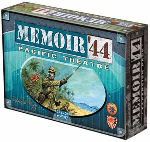 Memoir '44. Pacific Theater