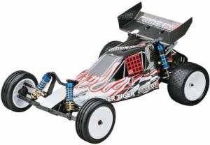Машинка на радиоуправлении Thunder Tiger Phoenix XB Brushless Buggy 1/10 373 мм 2WD 2.4GHz RTR White/Red