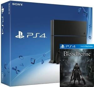 PS4 + Bloodborne