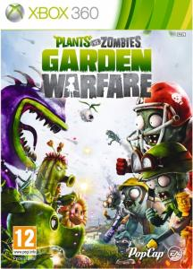 Игра Plants vs. Zombies Garden Warfare (Xbox 360)