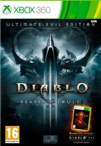 Игра Diablo 3 (III): Reaper of Souls - Ultimate Evil Edition (Xbox 360)
