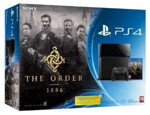 PlayStation 4 + The Order: 1886