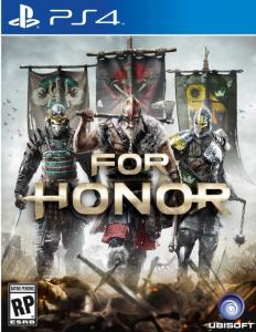 Игра For Honor (PS4)
