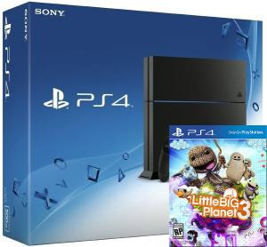 PlayStation 4 + LittleBigPlanet 3