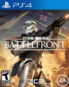 Игра Star Wars: Battlefront (PS4)