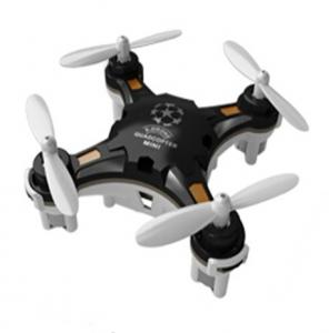 Квадрокоптер Мини квадрокоптер FQ777-124 Pocket Drone Black