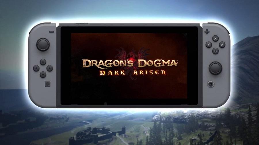 Dragon's Dorma: Dark Arisen nintendo switch img