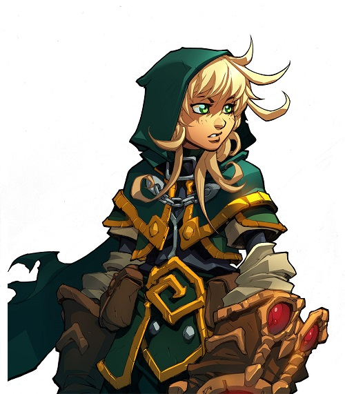 Battle Chasers: Nightwar (Nintendo Switch) image3